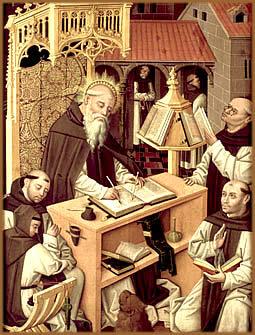 O livro manuscrito era um produto caro.