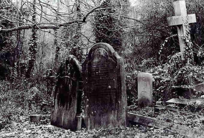 fotos, cemiterios
